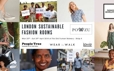 Fashion Revolution Week 2018 – events and lectures