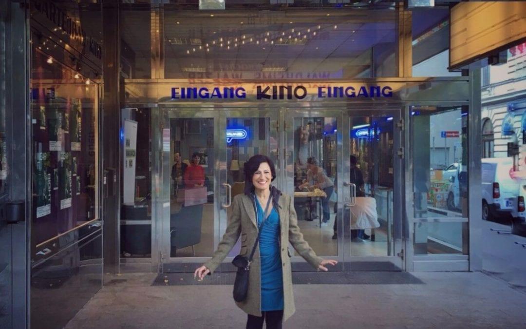 Safia Minney in Vienna