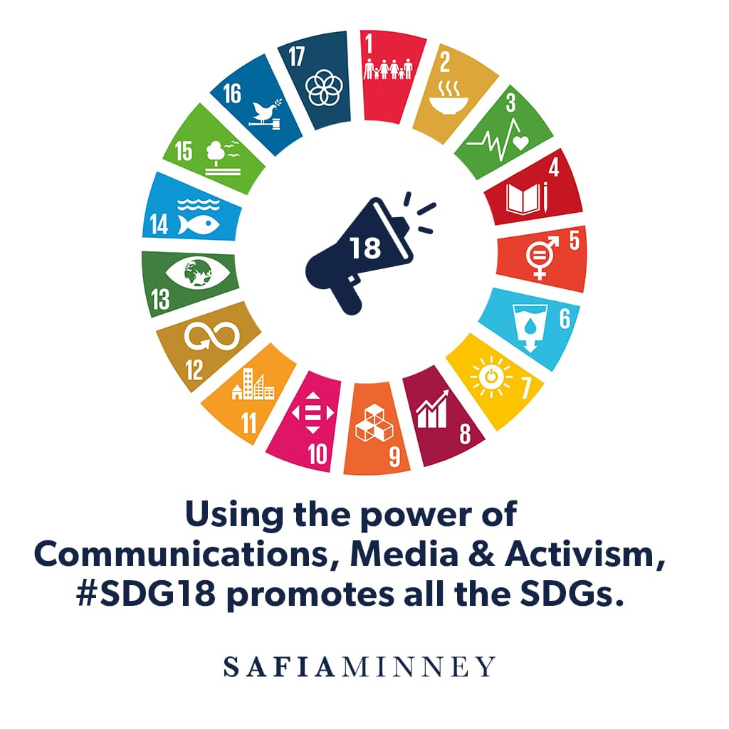 SDG18 Safia Minney