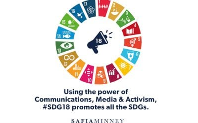 Why Safia Minney is calling for SDG18 – to be added to the Sustainable Development Goals (SDGs)